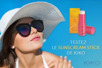 Sunscreen Stick SPF 50 de KIKO