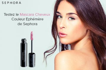 miss test le mascara pour cheveux couleur ph m re de sephora 29 06. Black Bedroom Furniture Sets. Home Design Ideas