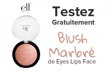 Blush Marbré Peachy Cheeky